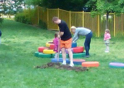 kopamo za igralo